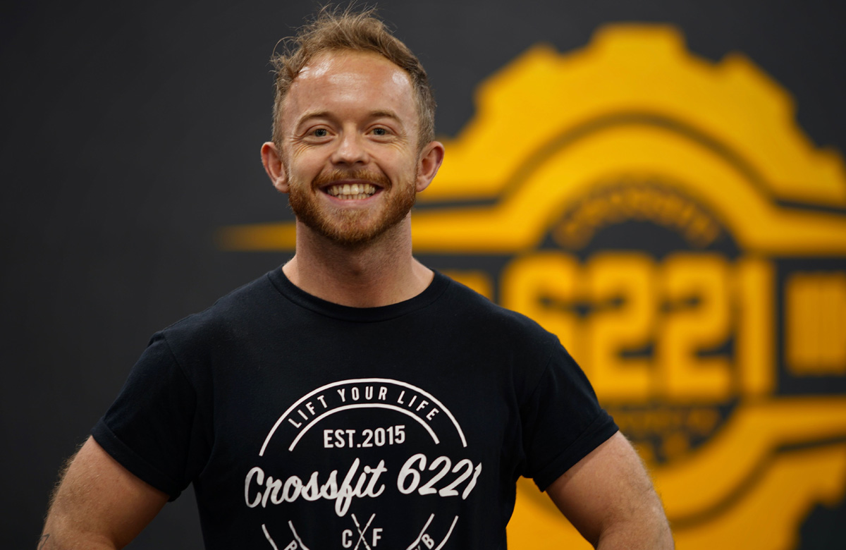 Sam Grudgings  - Crossfit 6221