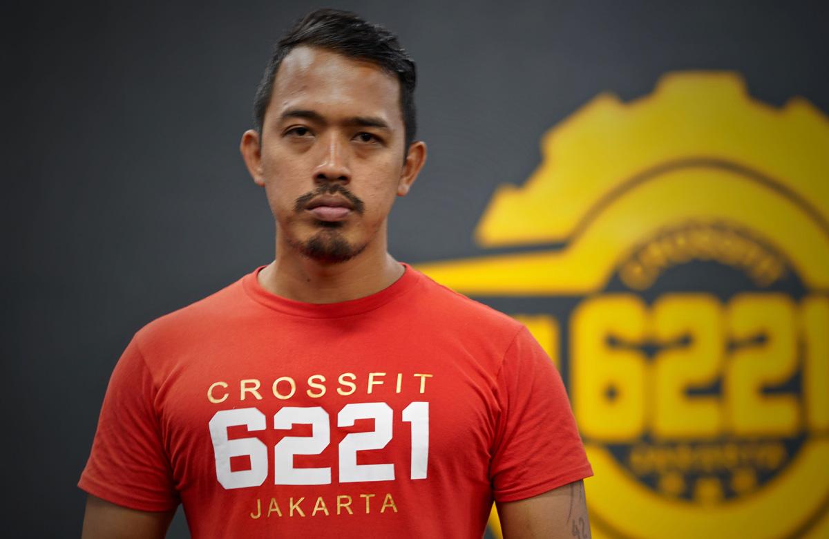 Wira Atmaja  - Crossfit 6221